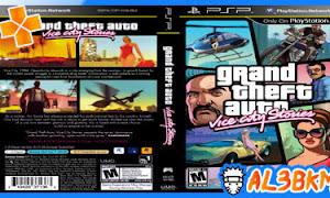 تحميل لعبة جاتا فايس سيتي ستوريز GTA Vice City Stories psp بحجم صغير للاندرويد