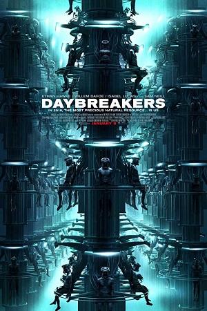 Daybreakers (2009) 300MB Hindi Dual Audio 480p Bluray