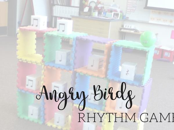 Angry Birds Rhythm Game