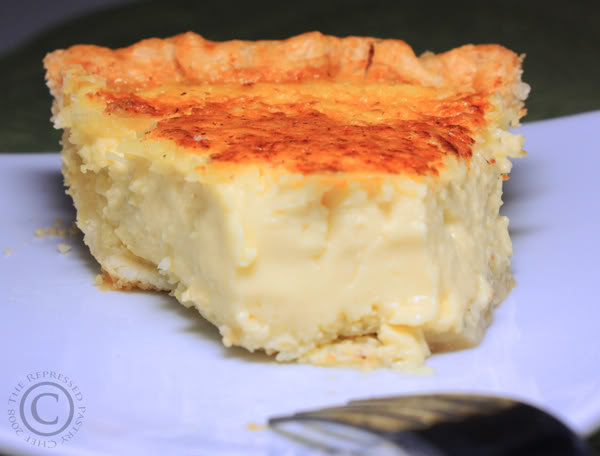 Paleo Coconut Custard Pie II