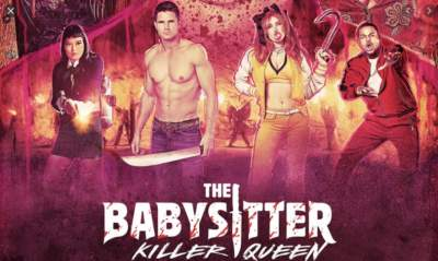 The Babysitter Killer Queen (2020) Hindi Dubbed Movies Dual Audio Download 480p