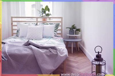 ترتيب غرفة نوم بطريقة بسيطة