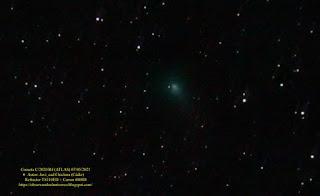 Cometa C/2020 R4 Atlas