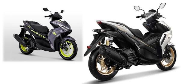 motor-matik-150cc-terbaik-termurah-2021-all-new-yamaha-aerox-155-vva-esp