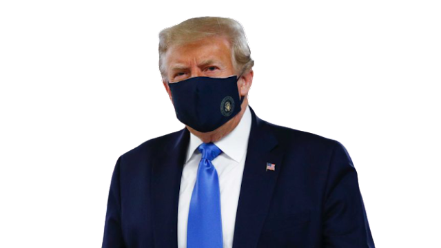 Donald Trump transparent PNG image