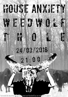 weedwolf, house anxiety, thole, υπόγα κ94