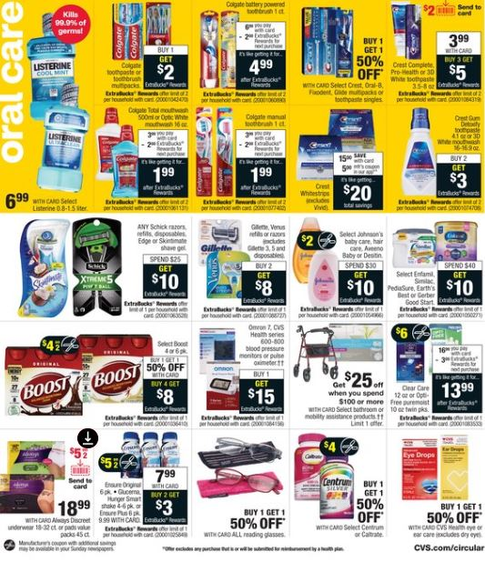 CVS Weekly Ad Preview 3/1-3/7 page-7