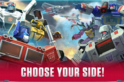 Transformers Earth Wars MOD APK 1.42.0.16766 Update April 2017 (Full Hack and Cheat)