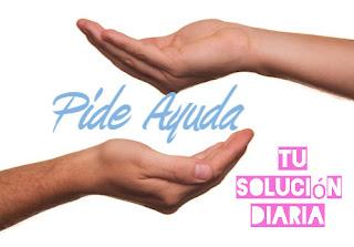 Pide Ayuda. Blog Tu solución diaria