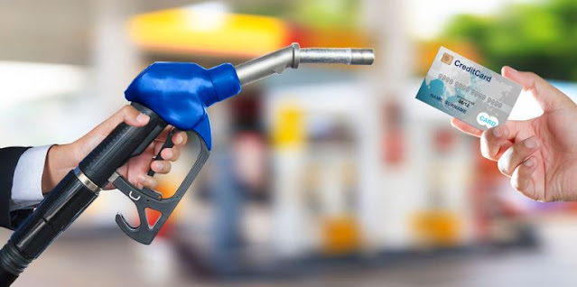 gas credit card benefits save money on fuel price