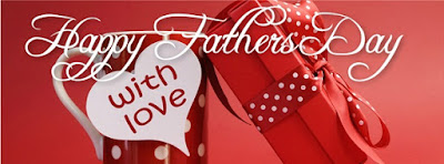Happy Father's day wishes for father: happy father's day with love