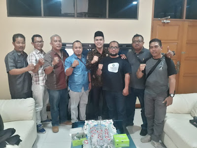 IWO Kab Bekasi Temui Ketua DPRD Kab Bekasi