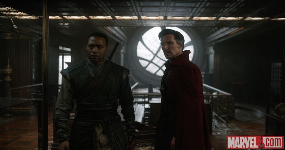 Review: Doctor Strange (2016) — Highly entertaining despite