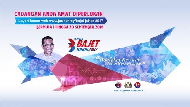 Bajet-Johor-2017-Khaled