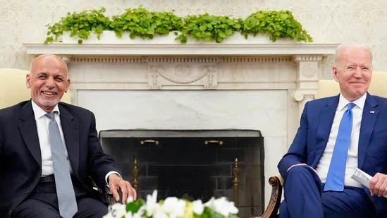 US President Joe Biden assures support to Afghanistan after troop withdrawal