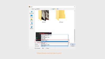 tab-Export