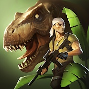Jurassic Survival v1.1.21 MOD APK Terbaru (Unlimited Money Crafting and Split Items)