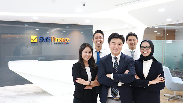 Lowongan Kerja PT. Sinar Mitra Sepadan Finance (SMS Finance) Cabang Serang