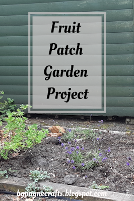 Fruit Patch DIY Gardening Project