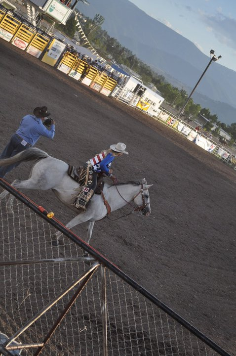 My Year As Miss Rodeo Montana 2011 Missoula Stampede
