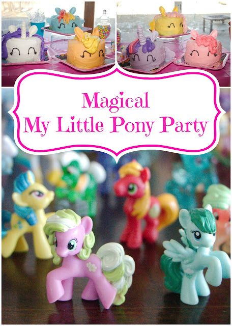 How to Throw a Magical My Little Pony Party