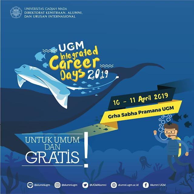 Job Fair UGM Yogyakarta
