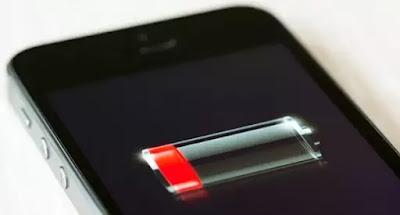 iphone con batteria vecchia