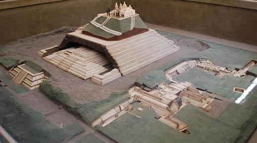 La Gran Pirámide de Cholula: La pirámide más grande del mundo oculta dentro de una montaña