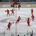 Carolina Hurricanes play dodgeball in postgame 'Storm Surge' (Video)
