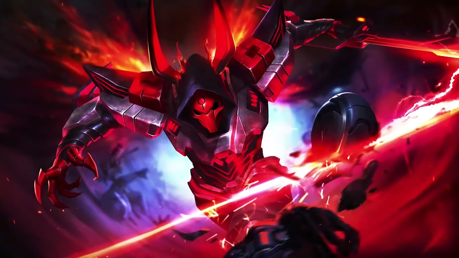 Wallpaper Argus Catastrope Skin Mobile Legends HD for PC