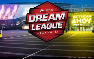 """""""Soi kèo"""" ngày thi đấu đầu tiên DreamLeague Season 12"""