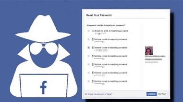 Cara Bajak Akun Facebook