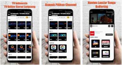 Aplikasi TV Online Android - 7