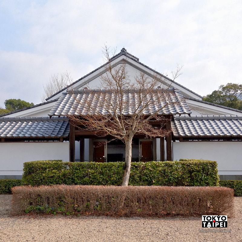 【吉川史料館】岩國藩主家收藏7000件文物 在古老的隱居所展出