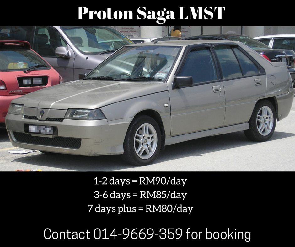 Tawau Low Cost Car Rental Service: Budget Car For Rent In