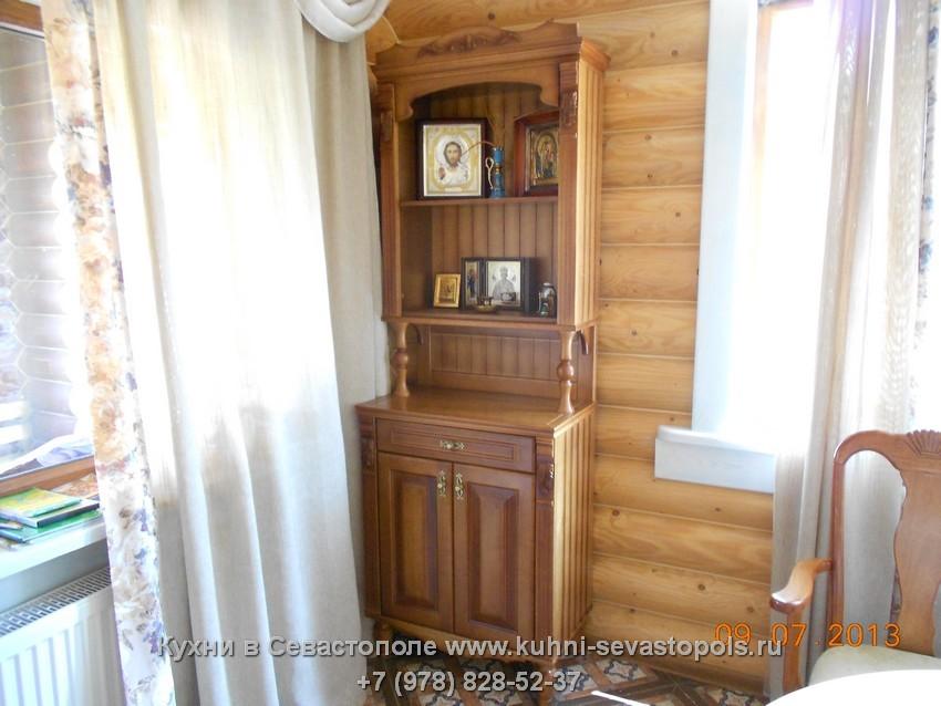 Буфет деревянный фото Севастополь