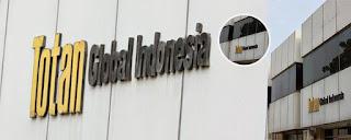 Dibutuhkan Segera Karyawan di PT. Totan Global Indonesia Sebagai Operator Produksi