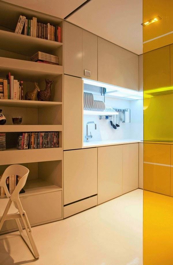 idéias de design de interiores para decoração de apartamentos