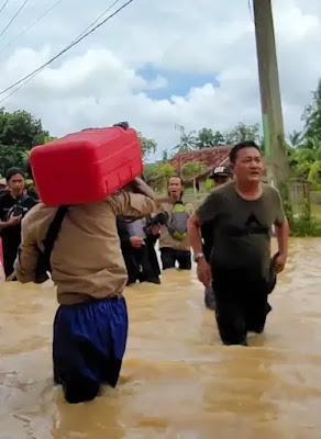 Tanggul Sungai Citarum Jebol, Obon Tabroni: BBWS Harus Bertanggung Jawab