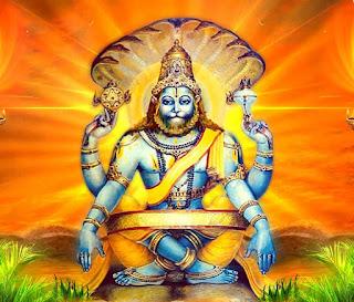 Sri Narasimha Stotram