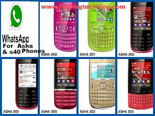 How To Use Whatsapp On Nokia Asha Devices - Technology Market - Nigeria