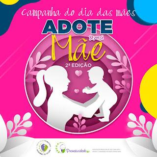 Voluntários da ONG Prematuridade.com fazem campanha adote uma mãe em Santa Inês e região.