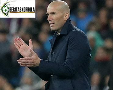 Real Madrid Menang Atas Barcelona, Zinedine Zidane Berhasil Patahkan Tren Negatif