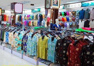 contoh bisnis pakaian menjual baju