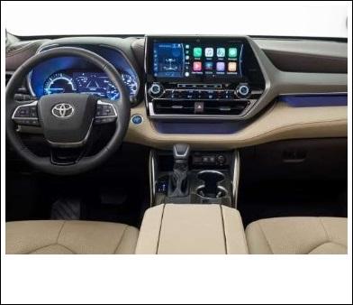 Toyota Highlander Hybrid 2022 Towing Capacity