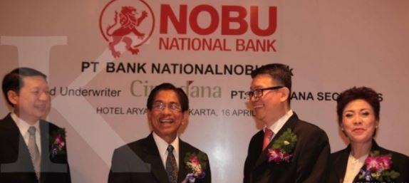 Alamat Lengkap dan Nomor Telepon Kantor Nationalnobu Bank di Solo