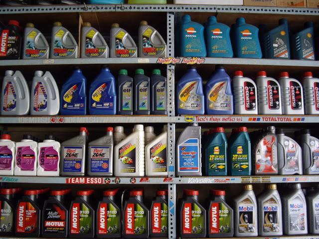 Memahami Jenis Jenis Oli Motor (www.motroad.com)