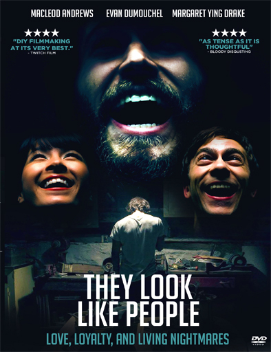Ver They Look Like People (2015) Online
