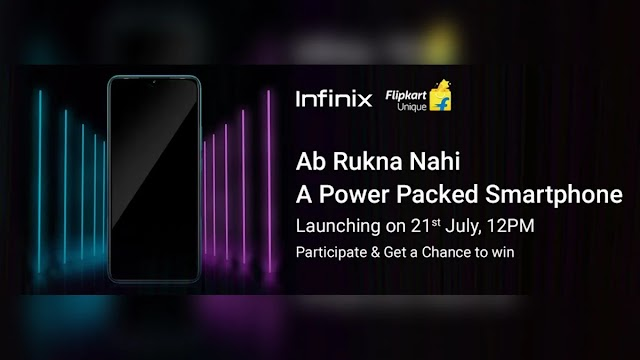 Infinix Smart 4 Plus to Launch in India on July 21 at 12 Noon, Flipkart Banner Reveals Infinix Smart 4 Plus is rumoured to be powered by the MediaTek Helio P22 SoC and have 3GB of RAM.