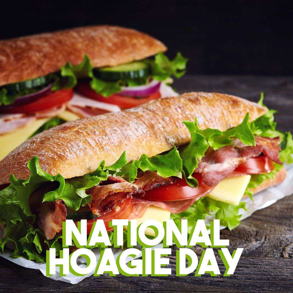 National Hoagie Day Wishes for Instagram